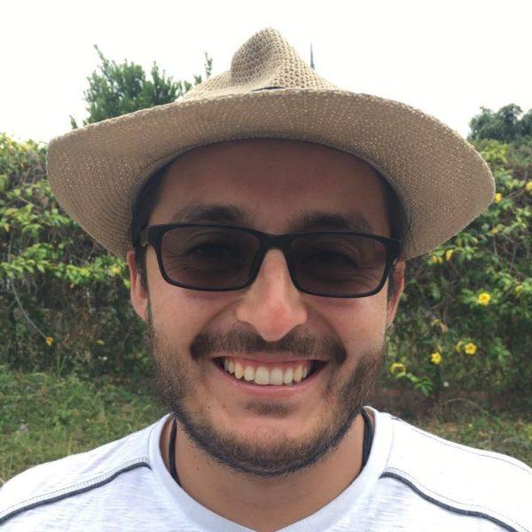 Camilo Alvarado - Coordinator South America